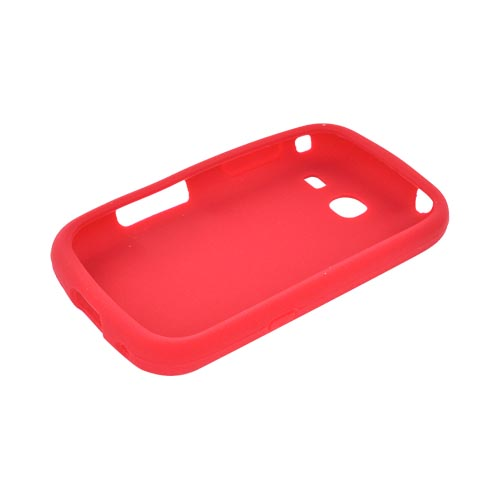Samsung Freeform 3 Silicone Case - Red