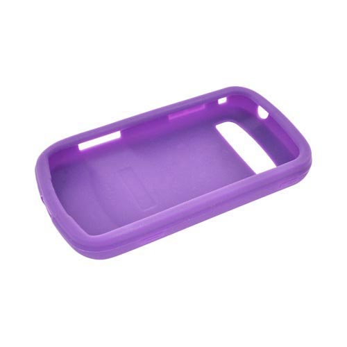 Samsung Rookie R720 Silicone Case - Purple