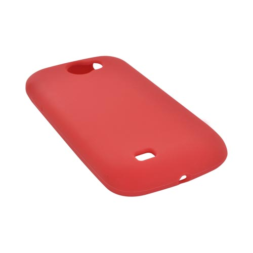 Samsung Exhibit 2 4G Silicone Case - Red