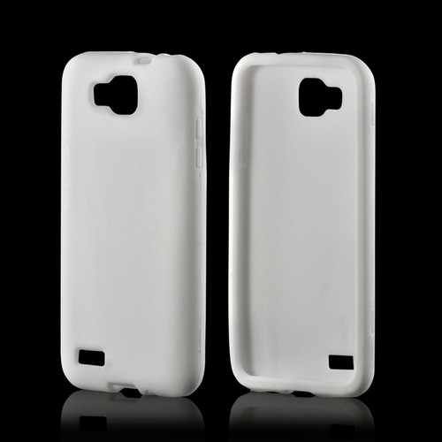 White Silicone Case for Samsung ATIV S T899