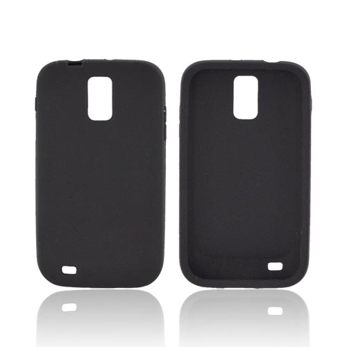 T-Mobile Samsung Galaxy S2 Silicone Case - Black