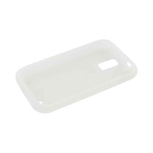 T-Mobile Samsung Galaxy S2 Silicone Case - Frost White