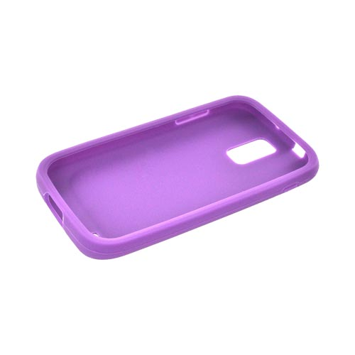 T-Mobile Samsung Galaxy S2 Silicone Case - Purple