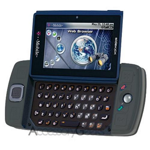 SideKick LX silicone case, rubber skin - Transparent Smoke