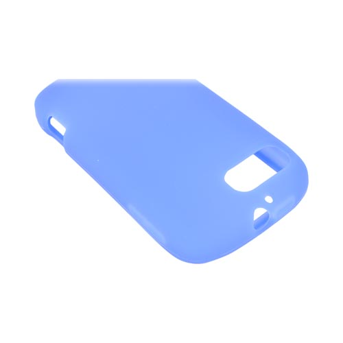 ZTE Fury N850 Silicone Case - Blue