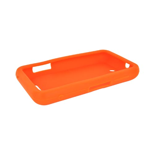 ZTE Score X500 Silicone Case - Orange