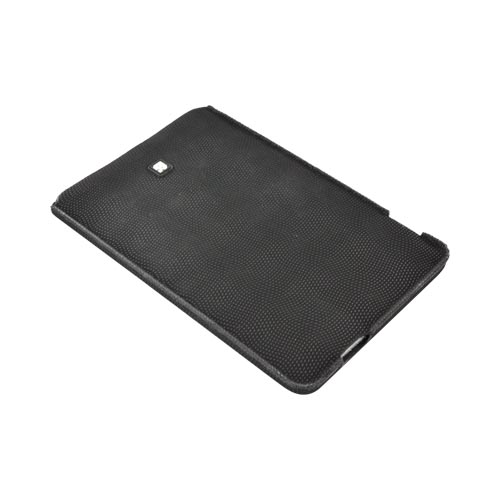 Amazon Kindle 2 Stretchy Eno-Case - Black Dots