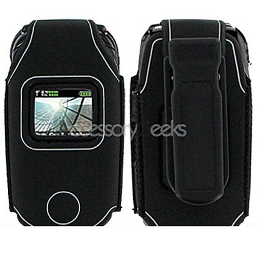 LG LX160 Water Suit Case - Black with Silver Trim
