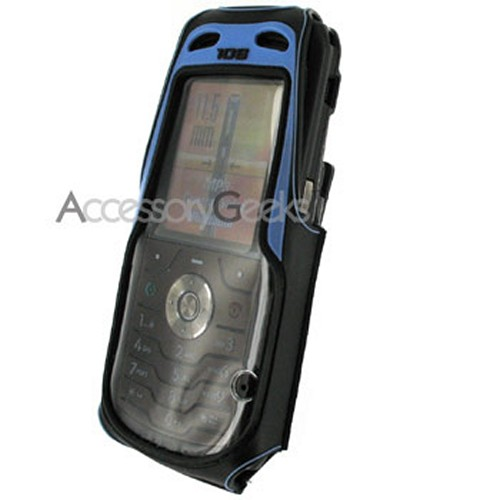 Motorola L7 Black with Blue Trim Premium Water Suit