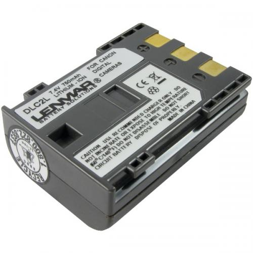 LENMAR DLC2L CANON NB-2L REPLACEMENT BATTERY