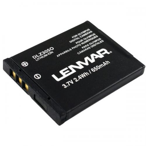 LENMAR DLZ305O OLYMPUS(R) LI-70B REPLACEMENT BATTERY