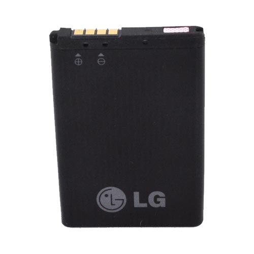 Original LG Cosmos Touch VN270 Standard Replacement Battery (1000 mAh), LGIP-250NV - Black