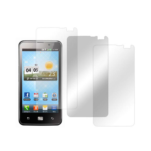 LG Spectrum Screen Protector Medley w/ Regular, Anti-Glare, & Mirror Screen Protectors