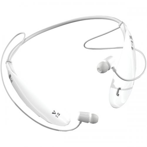 LG 96930VRP LG Tone Ultra(TM) Bluetooth(R) Stereo Headset (Pearl White)