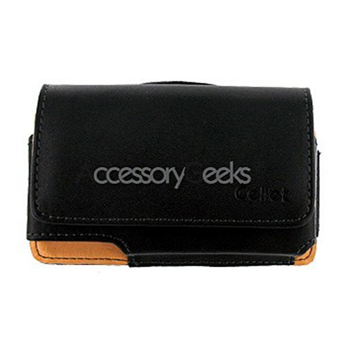 Blackberry Storm 9530 Horizontal Leather Pouch