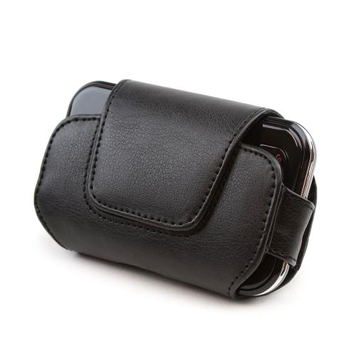 Universal Side Flap Maxim Case/Pouch (FS) - Black