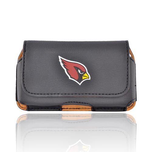 NFL Arizona Cardinals Horizontal Cell Phone Holster Pouch
