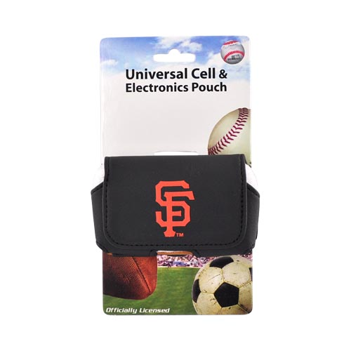 Official Licensed MLB Universal San Francisco Giants Horizontal Pouch (FUT)