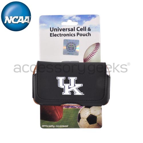 College Kentucky Wildcats Team Horizontal Cell Phone Pouch (PUTL)