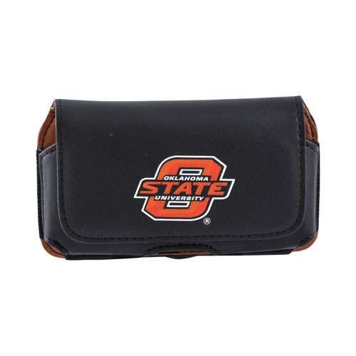 College Oklahoma State University Horizontal Cell Phone Holster Pouch (PUT, PUTS, PUTL Size)