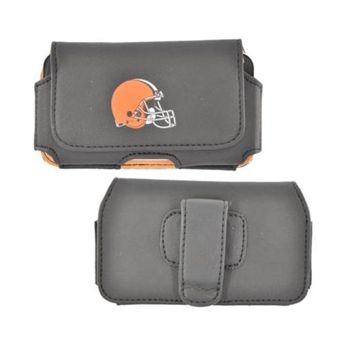 NFL Cleveland Browns Horizontal Holster Pouch (PUT, PUTS, PUTL Size)