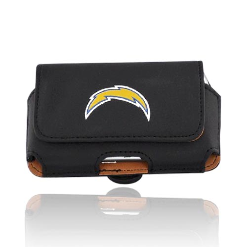 Universal NFL San Diego Chargers Horizontal Pouch (PUT, PUTS, PUTL Size)