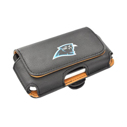 Universal NFL Carolina Panthers Horizontal Pouch (PUT, PUTS, PUTL Size)