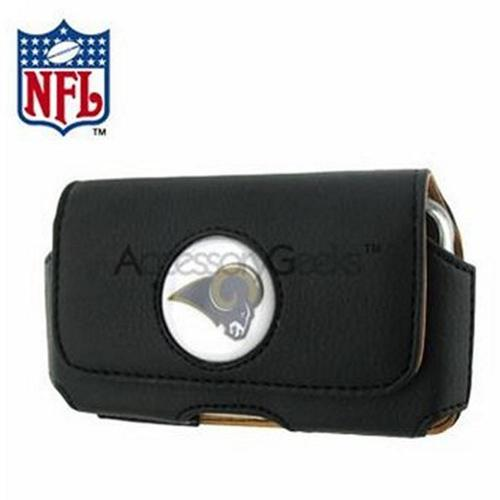 Universal NFL St. Louis Rams Horizontal Holster Pouch (PUT, PUTS, PUTL Size)