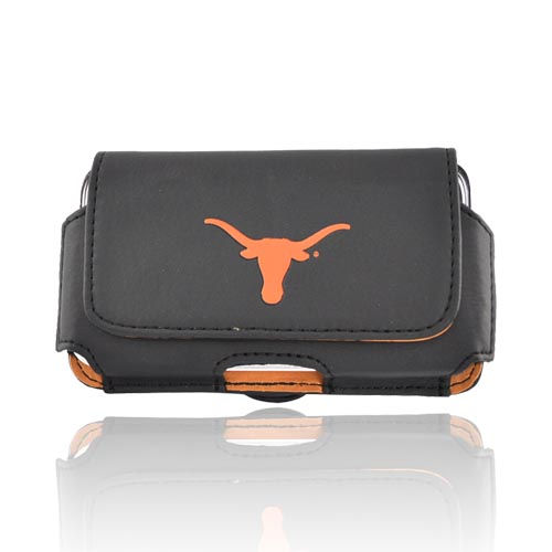 Universal College Texas Longhorns Horizontal Pouch (PUT, PUTS, PUTL Size)