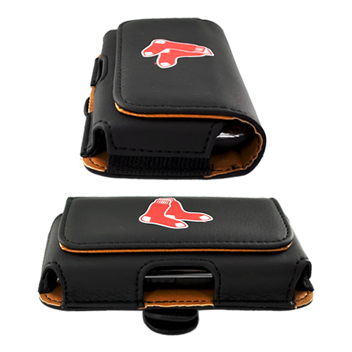 MLB Boston Red Sox Horizontal Holster Pouch (PUT, PUTS, PUTL Size)