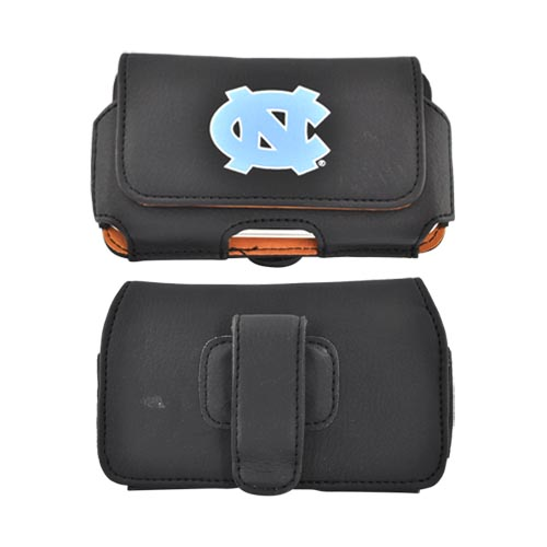 Universal College University of North Carolina Tar Heels Horizontal Pouch (PUT, PUTS, PUTL Size)
