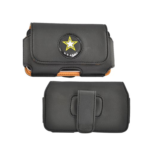 U.S. Army Horizontal Cell Phone Pouch