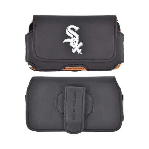 MLB Chicago White Sox Horizontal Cell Phone Case / Pouch