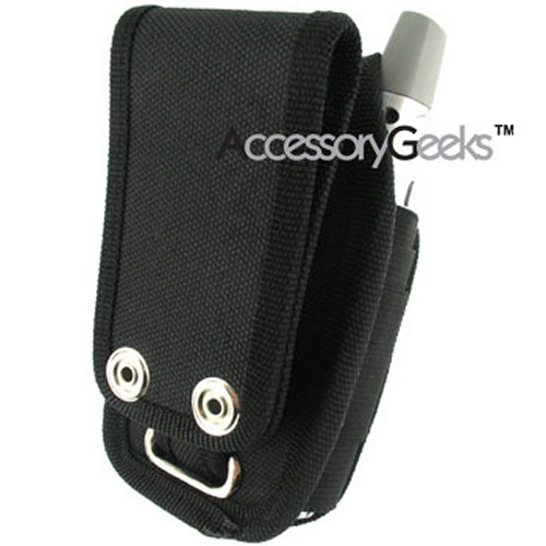 Original Naztech Heavy Duty Pouch with Stainless Steel Locking (PDA)