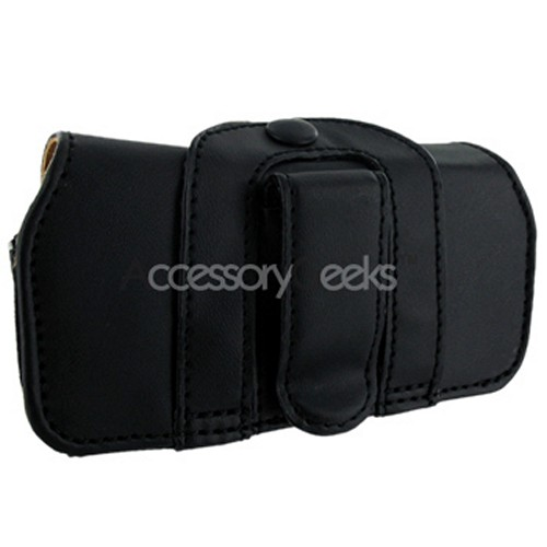 Persevere Horizontal Holster Pouch - Black (BUT size)