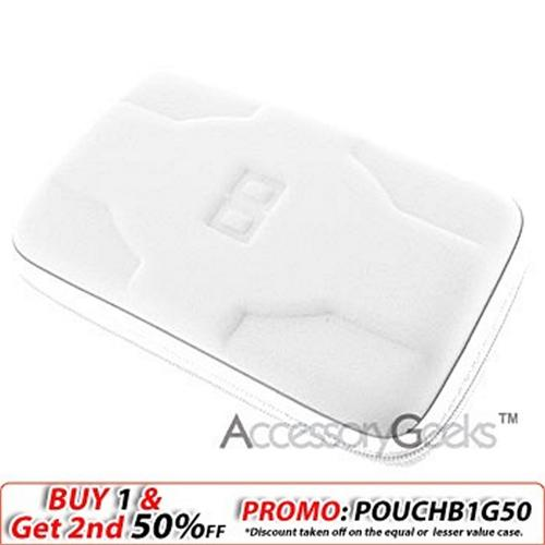 Nintendo DS Lite EVA Carry Case - White