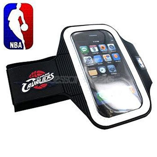 NBA Licensed Apple iPhone Armband Case - Cleveland Cavaliers