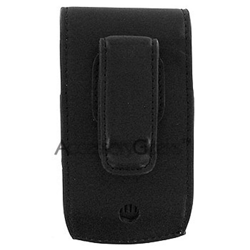 Oxford Leather Pouch/Case (FUT) - Black
