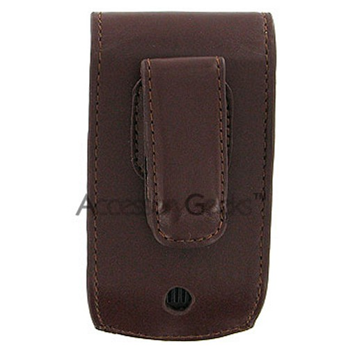 Universal Oxford Leather Pouch (FUT) - Brown