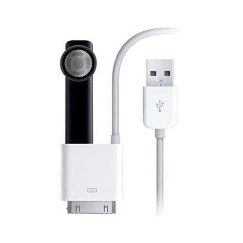 Original Apple iPhone/ iPad/ iPod Bluetooth Travel Cable, MA820G/A - White