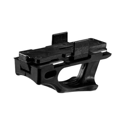 Original Magpul Ranger Plate M16/ AR15 Magazine Floorplate w/ Integral Loop (3 Pack), MAG020-BLK - Black