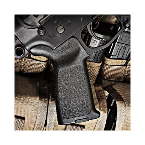 Magpul Original Equipment®(MOE Grip) AR15/ M16 Textured Plastic Hand Grip - Black