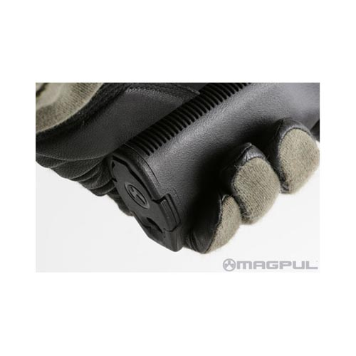 Magpul Original Equipment®(MOE + Grip) AR15/ M16 Rubber Hogue®-Like Hand Grip - Black