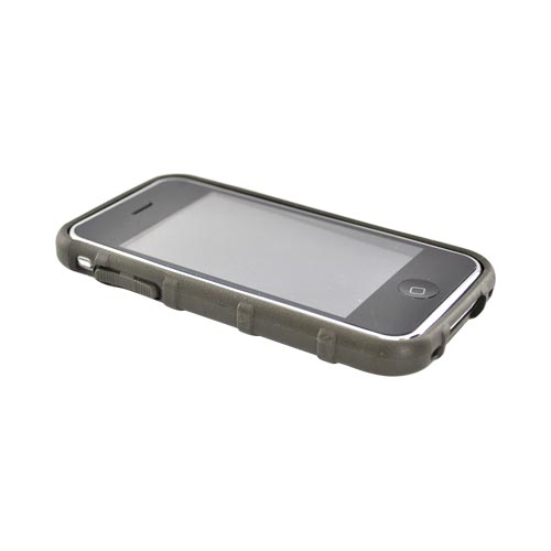Original Magpul Apple iPhone 3G 3GS Field Crystal Silicone Case, MAG449-ODG - Brownish Green Tint