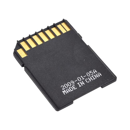 Micro SD Adapter for Cell Phones