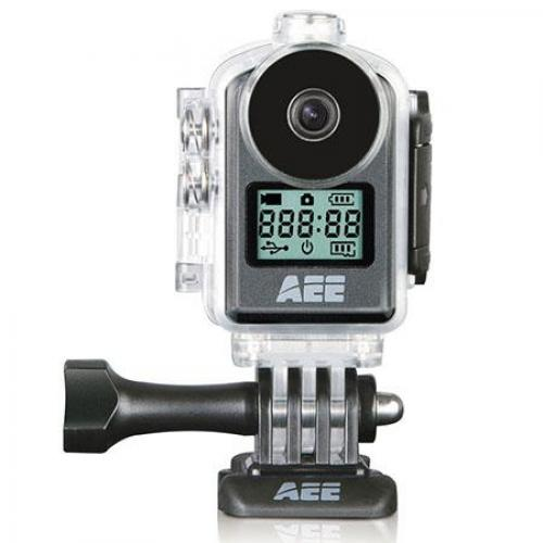 "AEE MD10Black 8MP 1.3"" Action Camera"