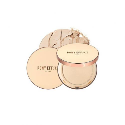 PONY EFFECT SKIN FIT POWDER PACT #NATURAL IVORY