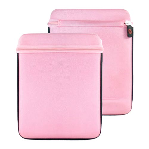 Original Kroo USA Apple iPad (All Gen.) iCap EVA Nylon Case, MIPACPP1 - Pink