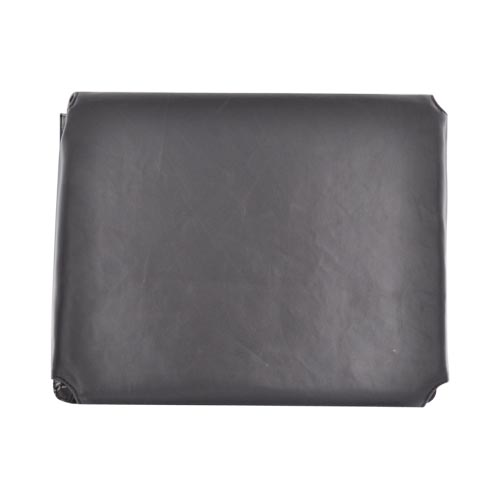 "Original Kroo 13"" Notebook Leather Envelope Case w/ Snap Closure, MN13ELK1 - Black"