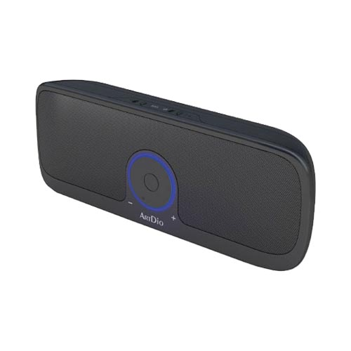 Original Kinyo/ Art Dio Battery/ USB Powered 2.0 Portable Speaker System (3.5mm), MS-730B - Black